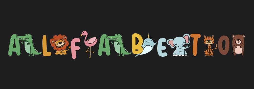 hiszpanski alfabet